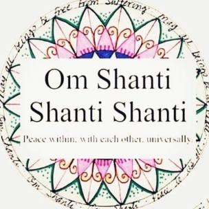 Om Shanti Shanti